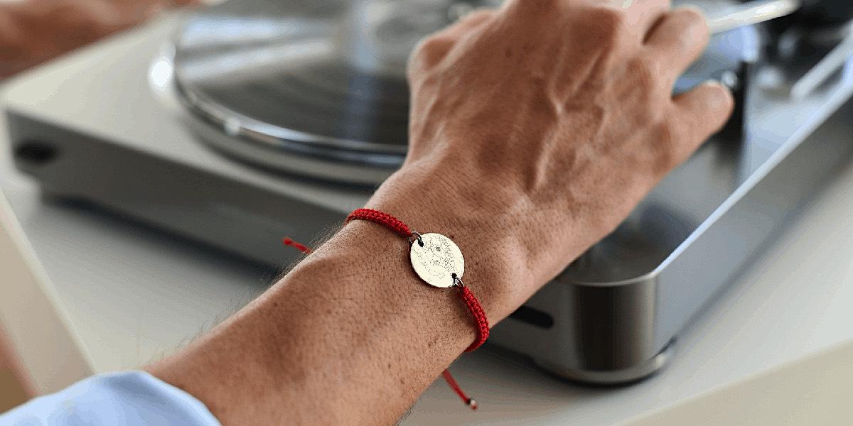 bracelet pour homme gemografic