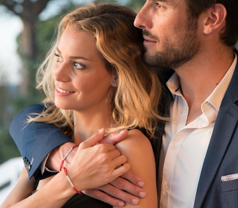 Bijoux personnalisés pour couple