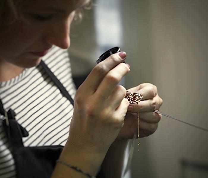 bijoux personnalisés fabriqués en France