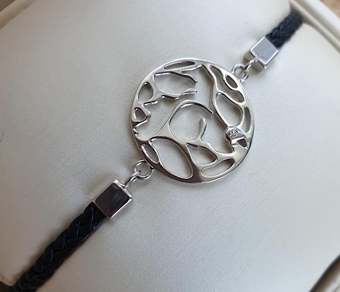 bracelet cuir personnalisé homme