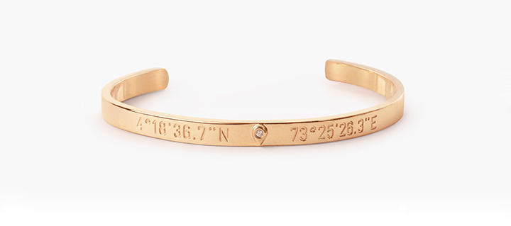 Bracelet Horizon Jonc