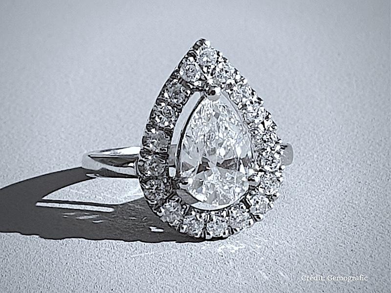 bague diamant sur mesure gemografic