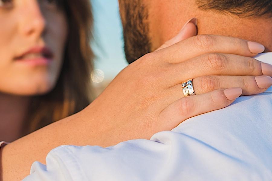 Alliances pour mariage Gemografic