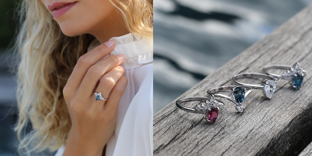 Nouvelle collection Gemografic Joaillerie 100% Made in Bordeaux