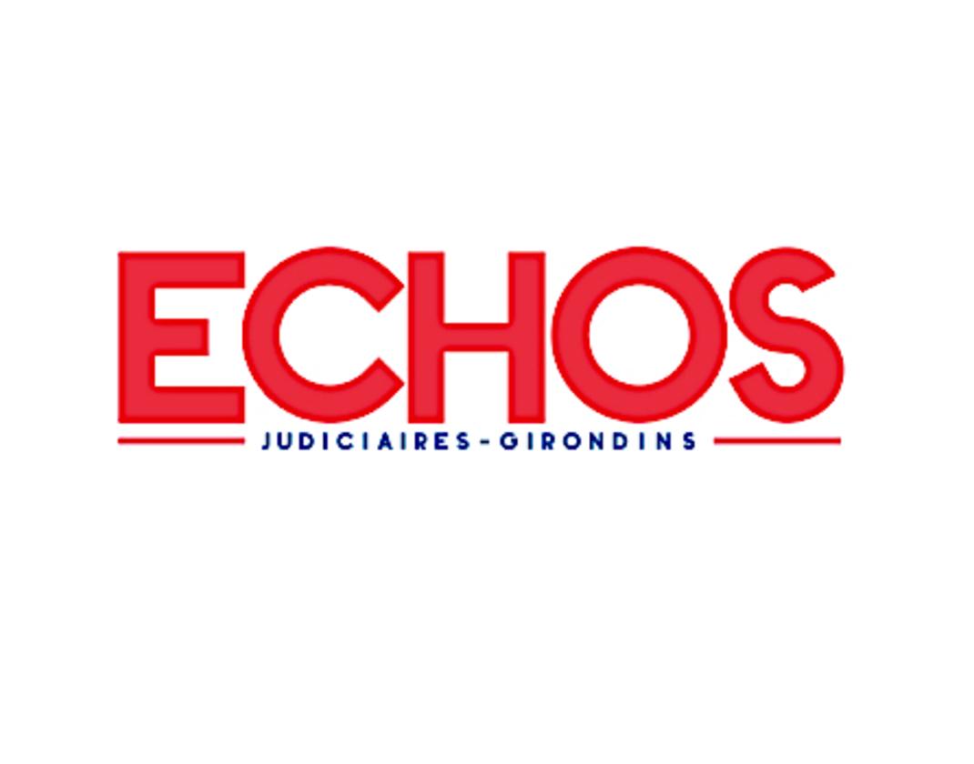 Gemografic fait la couverture des Echos Judiciaires Girondins avec sa fondatrice Liliya Juhel