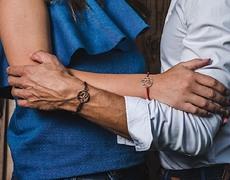 2 ans de mariage: on choisit les bracelets Gemografic pour fêter les noces de cuir!