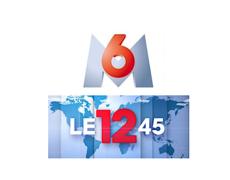 Bijoux coordonnées GPS de Gemografic sont sur la chaîne M6