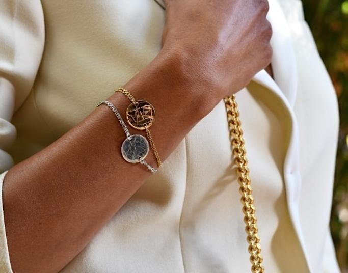 Bracelets femme or
